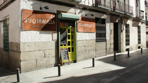 Taberna Alambique, Madrid