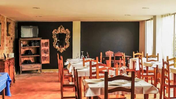 Vintage - Hotel Montes Blancos Vista sala