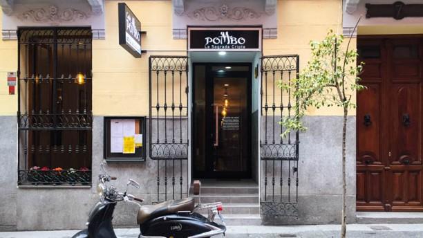 Café Pombo Fachada