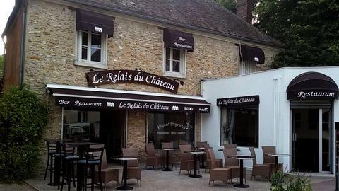 restaurant - Le Relais du Château - Gambais