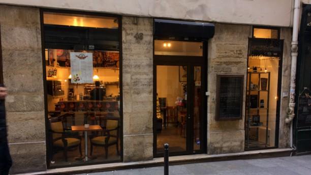 Adulis Café Abyssinien Façade