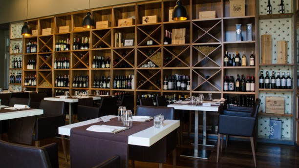 San Maurizio 1619 Sala enoteca