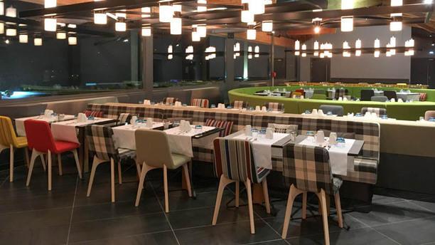 Le Vista Salle du restaurant