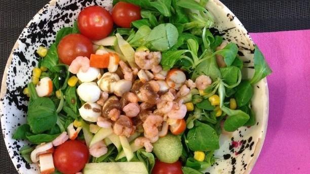 Au Gubernatis Salade