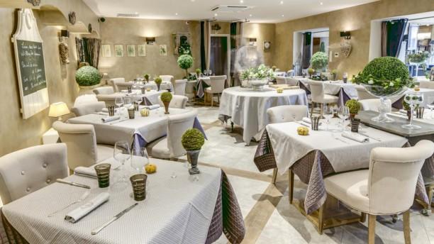La Gentilhordière Salle de restaurant