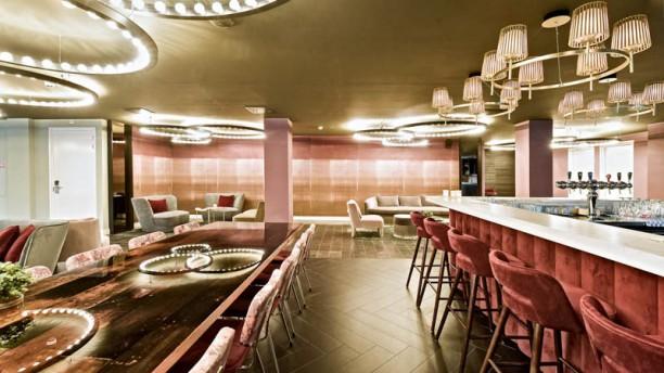 Brasserie TSAR Het restaurant