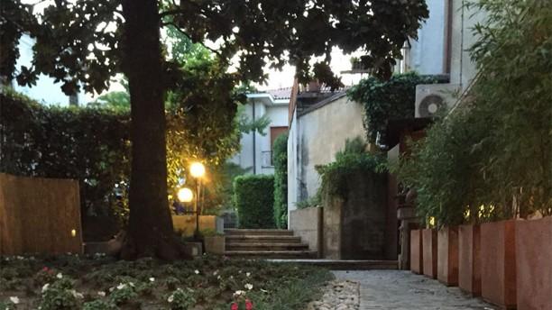 Al Giardinetto giardino interno