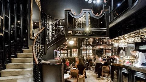 Boston Steak House Toison d'Or, Ixelles