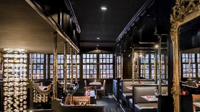 Vue intérieur - Boston Steak House Toison d'Or,