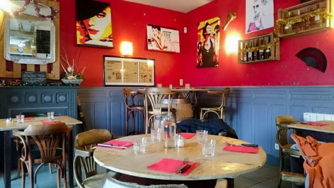 """""""LA PO'POTE"""" (el toro loco) - Restaurant - Auray"""