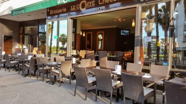 Le Comté & Cheese Bar terrasse