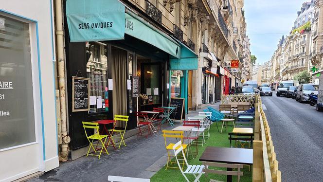 Sens Uniques - Restaurant - Paris