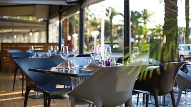 Diamond Bar Restaurant Cavalaire