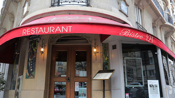 Bistro 121 Bienvenue au restaurant 121