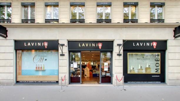 LAVINIA | Paris Madeleine L'entrée