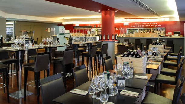 Restaurant Lavinia Paris Madeleine