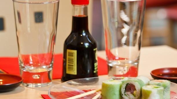 Sushimax restaurant 14 place du grand jardin 06140 - Restaurant le grand jardin baume les messieurs ...