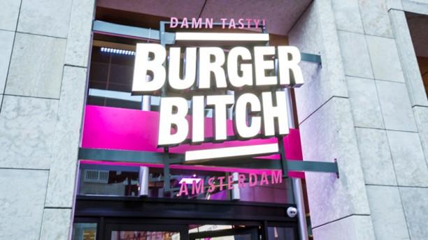 Burger Bitch Front