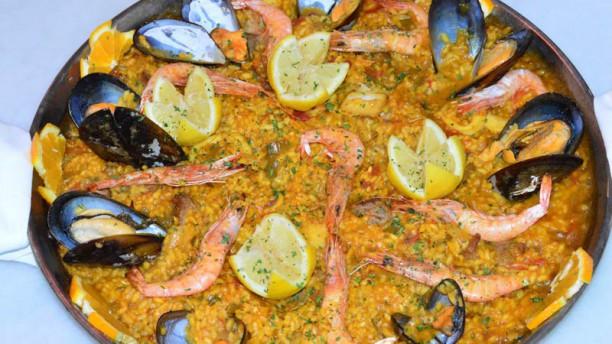 La Despensa del Mar Sugerencia del chef