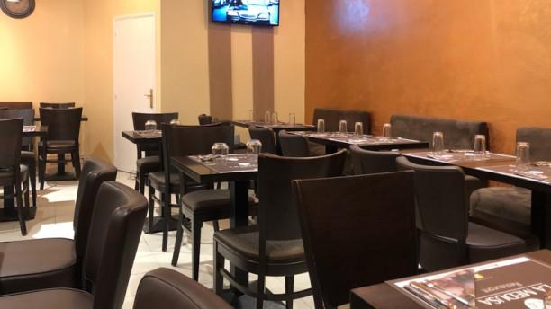 La Medusa Salle du restaurant