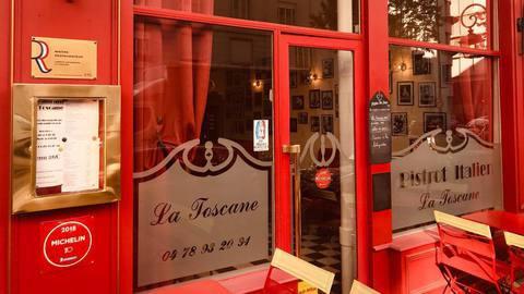 La Toscane, Lyon