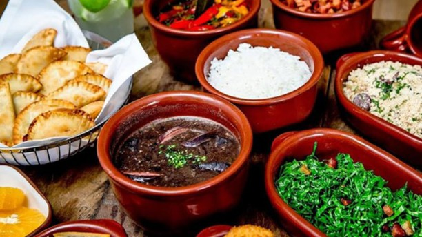 Estação Brasileira Bar e Restaurante Sugestão