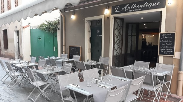 L'Authentique Terrasse