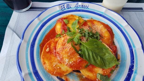 F.lli Grassi Beach Bar Suggerimento dello chef