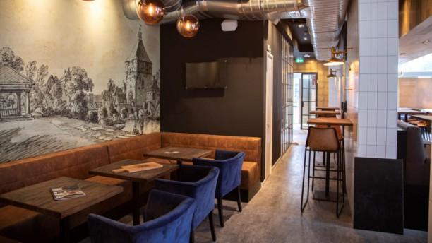 Stadshotel & Proeflokaal 'tOer Restaurant