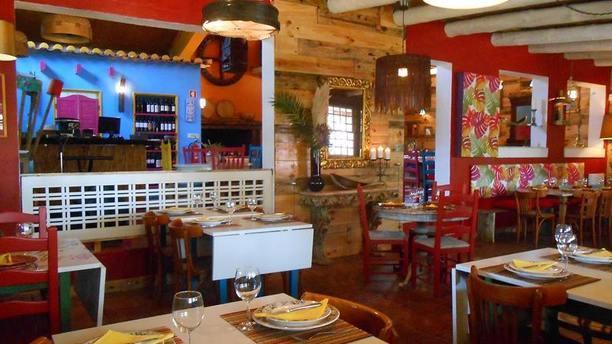 Cerrado Restaurante - Abrunheira sala nova