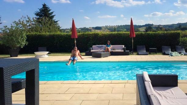 La Villa 444 piscine