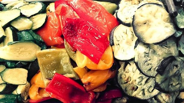 Pan Bernardo verdure