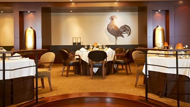 Il Gallo D'Oro Sala Restaurante