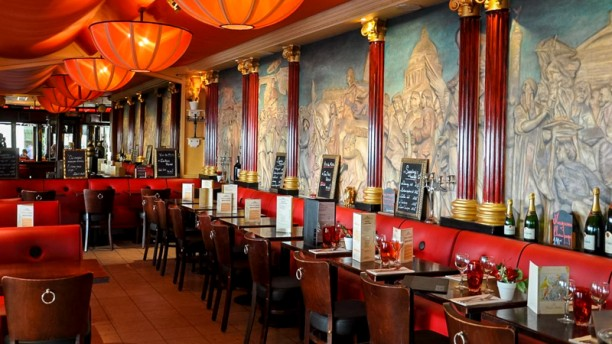 le grand palais in paris restaurant reviews menu and prices thefork. Black Bedroom Furniture Sets. Home Design Ideas