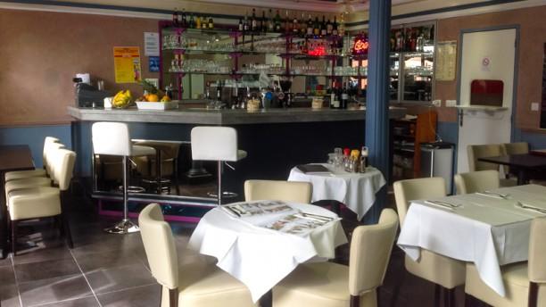 Vina's Salle du restaurant