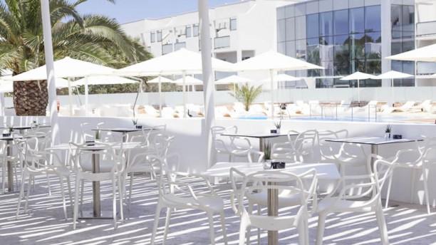 Carmen by Blanco Hotel Vista terraza
