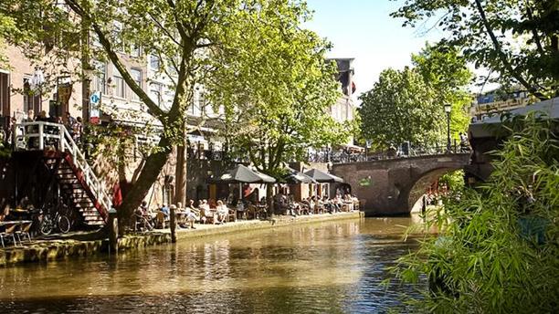 Den Draeck Den Draeck aan de Utrechtse Oudegracht