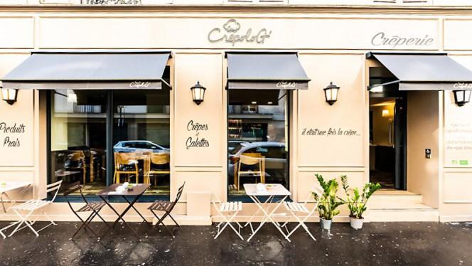 Crêperie Crêpolog' - Restaurant - Paris