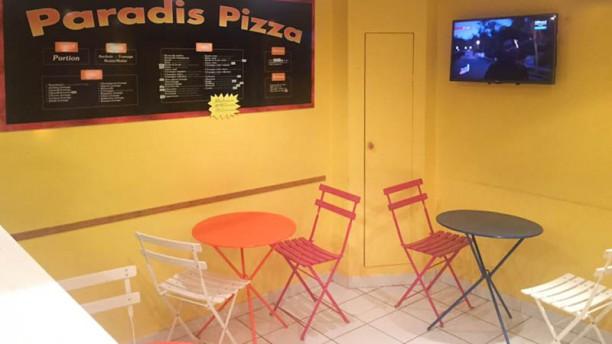 Paradis Pizza Salle