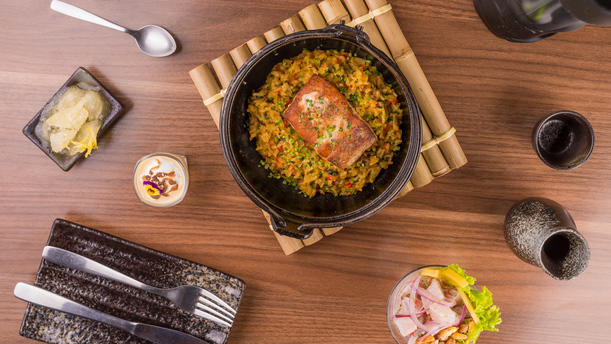 Nou Nikkei Cuisine Restaurant Week Delivery