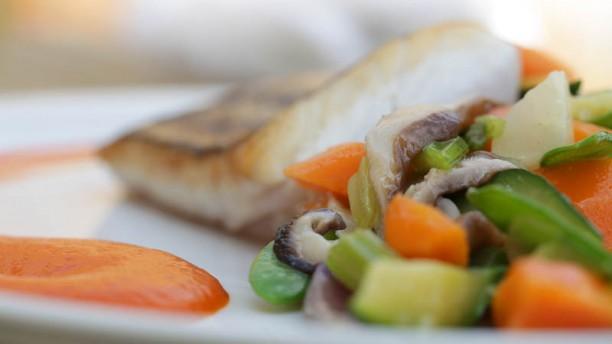 Manger sur La Plage Suggestion de plat