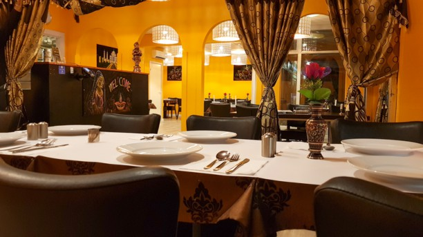 Golden Indian Restaurant