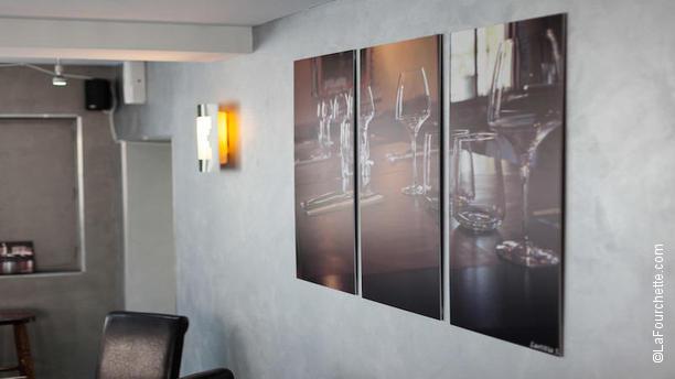 restaurant le verre 39 maison pollionnay 69290 avis menu et prix. Black Bedroom Furniture Sets. Home Design Ideas