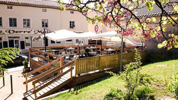 Restaurante Le Verre Maison En Pollionnay Opiniones