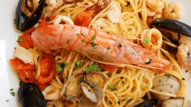 La Locanda Dei Folli Spaghetti ai frutti di mare