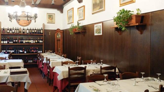 Vista sala - Il Camino, San Donato Milanese