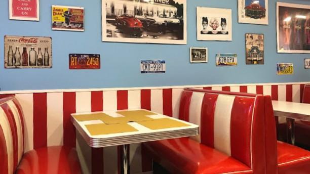 Melrose American Diner In Chiavari Restaurant Reviews