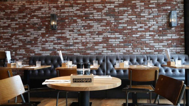 WP Foodbar Het restaurant