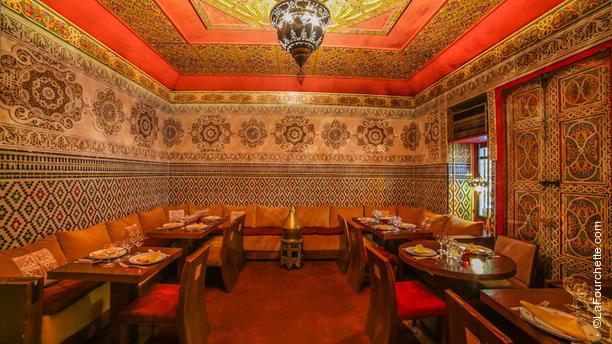 Essaouira Vue de la salle