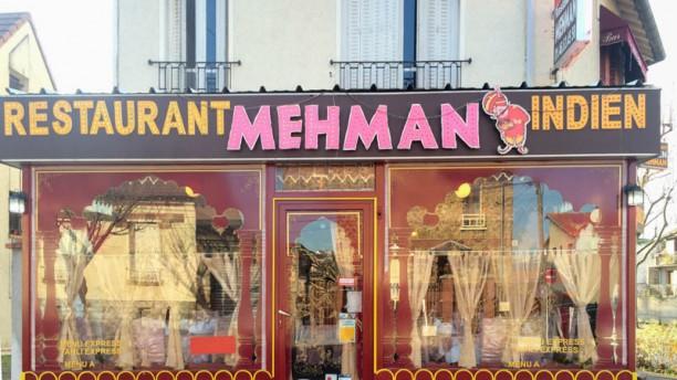 Mehman devanture